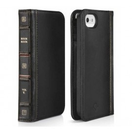 Twelve South BookBook étui iPhone 5(S)/SE noir