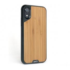 Coque de protection Mous Limitless 2.0 pour iPhone XR Bamboo