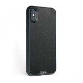 Coque Mous Limitless 2.0 iPhone XS Max Noire en Cuir