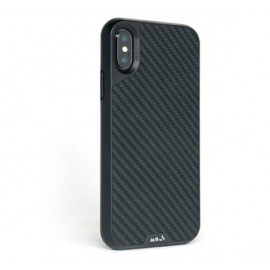 Coque Mous Limitless 2.0 iPhone XS Max en fibre de carbone