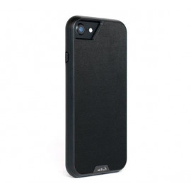 Coque Mous Limitless 2.0 iPhone 6(S) / 7 / 8 / SE 2020  Noire en Cuir
