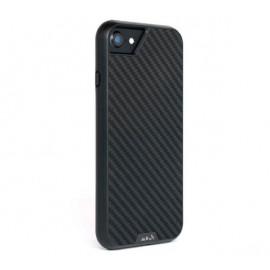 Coque Mous Limitless 2.0 iPhone 6(S) / 7 / 8 / SE 2020 fibre de carbone