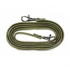 Mobilize Dragonne / Bandoulière Zipper Pour Coque - Verte