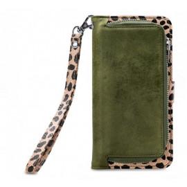 Mobilize Gelly Wallet Étui Samsung Galaxy S9 portefeuille - à glissière