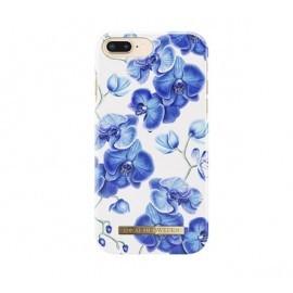 iDeal of Sweden Coque Fashion iPhone 8 Plus / 7 Plus / 6S Plus / 6 Plus orchidée bleu