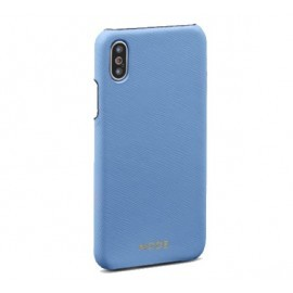 dbramante1928 Mode London- Coque iPhone X / XS - Bleue