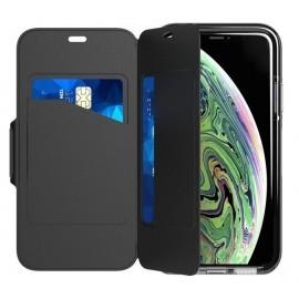 Tech21 Evo Coque Portefeuille iPhone X / XS noir