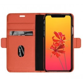 dbramante1928 Mode New York - Coque iPhone X / XS Rose Corail