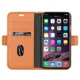 dbramante1928 Mode New York - Coque iPhone X / XS Marron
