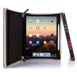 Twelve South BookBook - Étui iPad Pro 12.9 - Marron