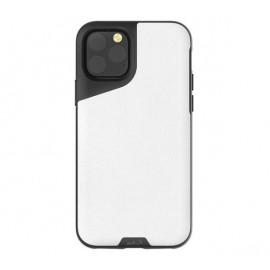 Mous Contour - Coque iPhone 11 Pro Max - En cuir - Blanc
