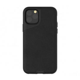 Mous Contour - Coque iPhone 11 Pro Max - En cuir - Noire