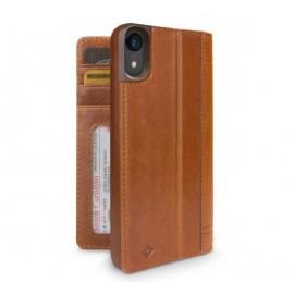 Twelve South Journal iPhone XR Marron / Cognac