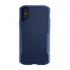 Element Case Shadow - Coque Antichoc iPhone X / XS - Bleue