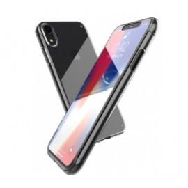 X-Doria Defense 360° - Coque intégrale - iPhone XR - Transparente