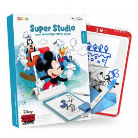 Osmo Super Studio Mickey & Friends - Jeu de dessin et coloriage