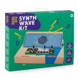Techwillsaveus Synth Wave kit - Jeu de musique