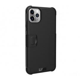 UAG Hard Case Metropolis - Coque iPhone 11 Pro Max Antichoc - Noire
