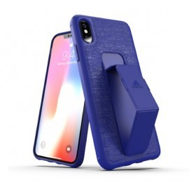 Adidas SP Grip Coque iPhone XS Max Bleu