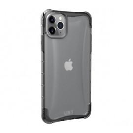 UAG Hard Plyo - Coque iPhone 11 Pro Max Antichoc - Gris Transparent