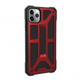 UAG Hardcase Monarch - Coque iPhone 11 Pro Max Antichoc - Rouge