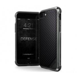X-Doria Defense Lux - iPhone 7 / 8 / SE 2020 - Coque noire