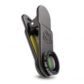 Black Eye HD Macro Lentille téléobjectif avec 15x zoom