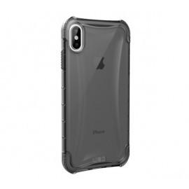 UAG Coque Antichoc Plyo iPhone XS Max gris transparent