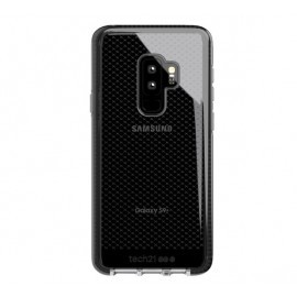 Tech21 Coque Evo Check pour Samsung Galaxy S9 Plus transparent / noir