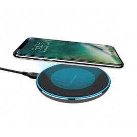 XQISIT Chargeur sans fil à induction 10W - Noir