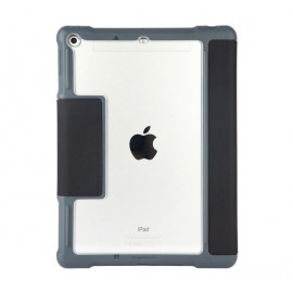 STM Dux Plus Étui de protection iPad 2017 / 2018 Noir