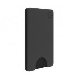 Porte-cartes PopSockets PopWallet OnePlus en Noire