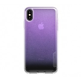 Tech21 Coque Antichoc Pure Shimmer - iPhone XS Max - rose