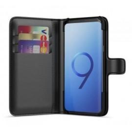 BeHello Wallet Coque Samsung Galaxy S9 Plus Portefeuille