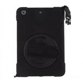 Xccess AirStrap étui avec sangle iPad Mini 1/2/3 noir