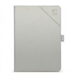 Etui Folio Tucano Mineral iPad Pro 10.5 / Air 2019 argent