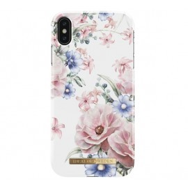 iDeal of Sweden Coque Fashion iPhone XS Max romance florale