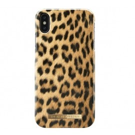 iDeal of Sweden Coque Fashion iPhone XS Max motif leopard