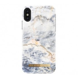 iDeal of Sweden Coque Fashion iPhone X / XS  marbre ocean
