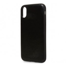Knomo iPhone X / XS Snap On Case Noir