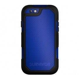 Griffin Survivor Summit étui  iPhone 7 / 8 / SE 2020  bleu