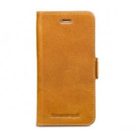 dbramante1928 Copenhague - Coque Folio - Samsung Galaxy S9 Marron / brun
