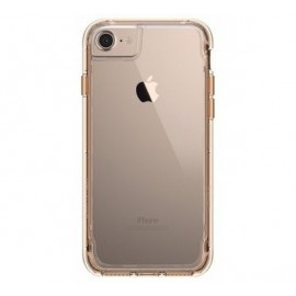 Griffin Survivor Clear étui iPhone 6(S) / 7 / 8 Plus bords doré