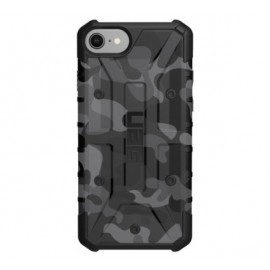 UAG Coque Antichoc Pathfinder iPhone 6(S) / 7 / 8 / SE 2020 camouflage noir