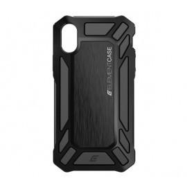 Element Case Roll Cage - Coque Antichoc - iPhone X - Noir