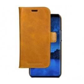 dbramante1928 Lynge 2 Coque Folio - Samsung Galaxy S9 Marron / brun