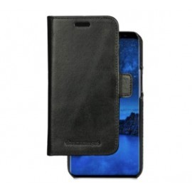 dbramante1928 Lynge 2 Coque Folio - Samsung Galaxy S9 plus Noir