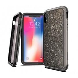 X-Doria Defense Lux - iPhone XR - Coque avec brillants