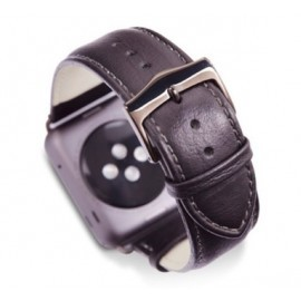 dbramante1928  - Bracelet Apple Watch 42 / 44 mm - Noir / Gris argent