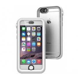 Catalyst Coque waterproof iPhone 6(S) blanc / gris